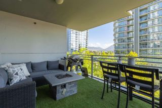 """Photo 21: 603 1205 W HASTINGS Street in Vancouver: Coal Harbour Condo for sale in """"Cielo"""" (Vancouver West)  : MLS®# R2584791"""