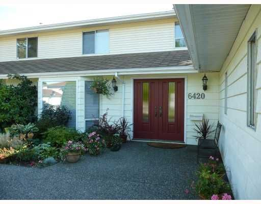 Main Photo: 6420 WILLIAMS Road in Richmond: Woodwards 1/2 Duplex for sale : MLS®# V670127