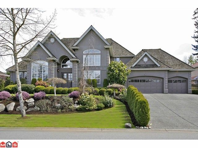 "Main Photo: 2548 138A Street in Surrey: Elgin Chantrell House for sale in ""PENINSULA PARK"" (South Surrey White Rock)  : MLS®# F1210128"