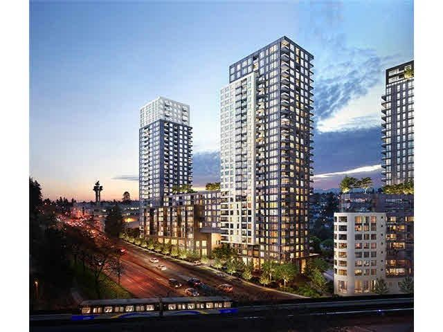 """Main Photo: 2308 5515 BOUNDARY Road in Vancouver: Collingwood VE Condo for sale in """"WALL CENTRE CENTRAL PARK"""" (Vancouver East)  : MLS®# R2173555"""