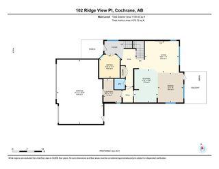 Photo 48: 102 Ridge View Place: Cochrane Detached for sale : MLS®# A1147672