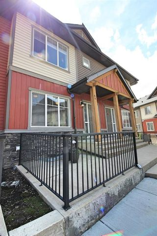 Main Photo: 64 Skyview Springs Circle NE in Calgary: Skyview Ranch Row/Townhouse for sale : MLS®# A1115494