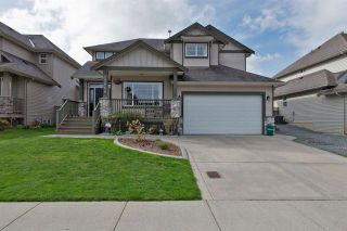 """Photo 1: 27968 TRESTLE Avenue in Abbotsford: Aberdeen House for sale in """"West Abbotsford Station"""" : MLS®# R2023058"""