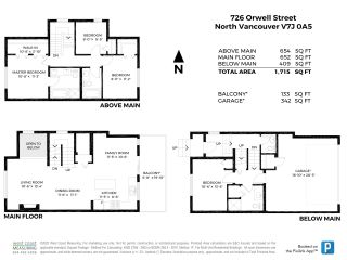 "Photo 29: 726 ORWELL Street in North Vancouver: Lynnmour Townhouse for sale in ""Wedgewood by Polygon"" : MLS®# R2500481"