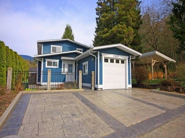 "Main Photo: 1903 LODGE Drive in Coquitlam: River Springs House for sale in ""RIVER SPRINGS"" : MLS®# V1053767"