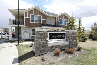 Main Photo: 1711 250 Sage Valley Road NW in Calgary: Sage Hill Row/Townhouse for sale : MLS®# A1102783