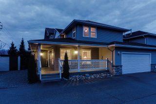 Photo 2: A 7374 EVANS Road in Chilliwack: Sardis West Vedder Rd 1/2 Duplex for sale (Sardis)  : MLS®# R2443348