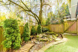"Photo 18: 18 5988 OLD MCLELLAN Road in Surrey: Cloverdale BC Townhouse for sale in ""MCLELLAN MEWS"" (Cloverdale)  : MLS®# R2571577"