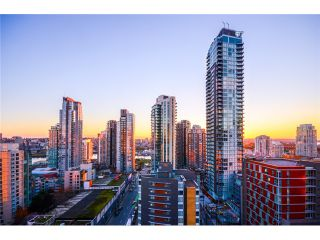 """Photo 2: 1906 1295 RICHARDS Street in Vancouver: Downtown VW Condo for sale in """"OSCAR"""" (Vancouver West)  : MLS®# V1048145"""