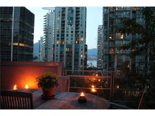 Photo 17: 1255 ALBERNI ST in Vancouver: West End VW Condo for sale (Vancouver West)  : MLS®# V1030777