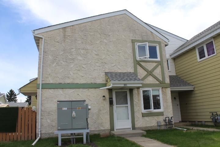 Main Photo: 20A CALLINGWOOD Court in Edmonton: Zone 20 Townhouse for sale : MLS®# E4245905