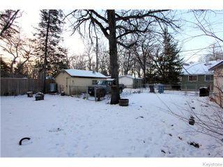 Photo 19: 19 Kingston Row in WINNIPEG: St Vital Residential for sale (South East Winnipeg)  : MLS®# 1531188