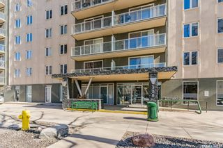 Photo 1: 506 320 5th Avenue North in Saskatoon: Central Business District Residential for sale : MLS®# SK846112