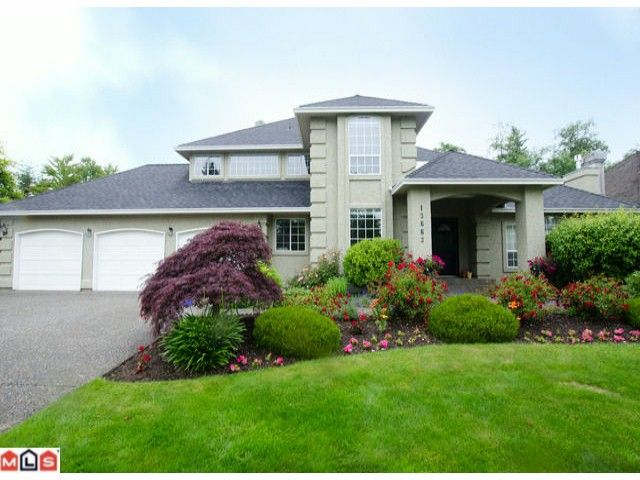 """Main Photo: 13663 19TH Avenue in Surrey: Sunnyside Park Surrey House for sale in """"BELL PARK"""" (South Surrey White Rock)  : MLS®# F1216808"""