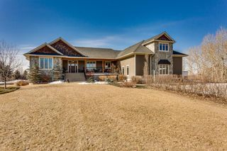 Photo 3: 21 Butte Hills Court in Rural Rocky View County: Rural Rocky View MD Detached for sale : MLS®# A1082910