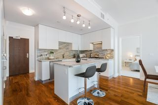 """Photo 3: 604 185 VICTORY SHIP Way in North Vancouver: Lower Lonsdale Condo for sale in """"CASCADE EAST AT THE PIER"""" : MLS®# R2602034"""