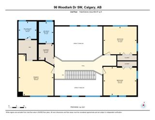 Photo 42: 96 Woodlark Drive SW in Calgary: Wildwood Detached for sale : MLS®# A1091824
