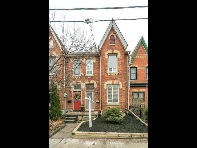 Main Photo: 198 Logan Avenue in Toronto: South Riverdale House (2-Storey) for sale (Toronto E01)  : MLS®# E4083016