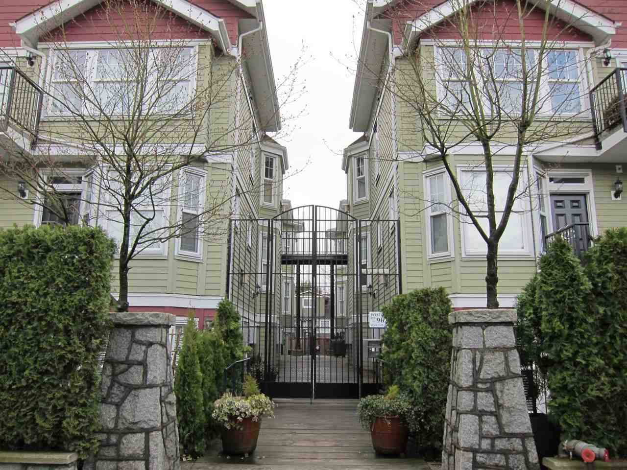 "Main Photo: 978 W 16TH Avenue in Vancouver: Cambie Condo for sale in ""WESTHAVEN"" (Vancouver West)  : MLS®# R2147722"