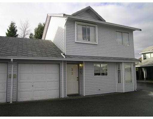 Main Photo: 32 20630 118TH AV in Maple Ridge: Southwest Maple Ridge Townhouse for sale : MLS®# V580336