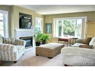 Photo 2:  in VICTORIA: Vi Oaklands Half Duplex for sale (Victoria)  : MLS®# 471075