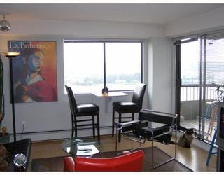 """Photo 5: 803 209 CARNARVON Street in New_Westminster: Downtown NW Condo for sale in """"ARGYLE HOUSE"""" (New Westminster)  : MLS®# V780991"""