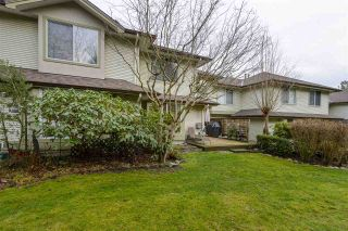 "Photo 24: 36 22740 116 Avenue in Maple Ridge: East Central Townhouse for sale in ""Fraser Glen"" : MLS®# R2527095"