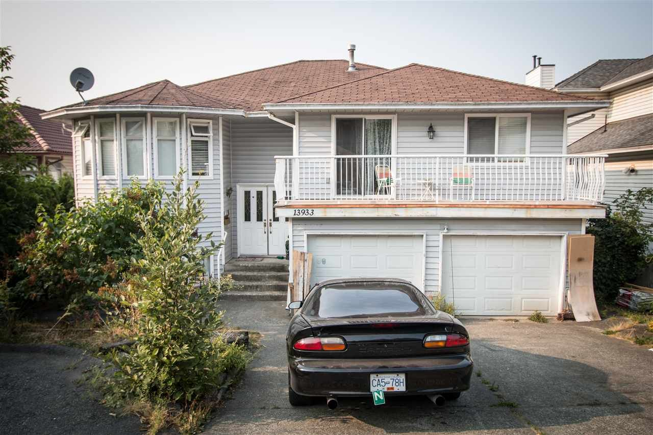 Main Photo: 13933 115A Avenue in Surrey: Bolivar Heights House for sale (North Surrey)  : MLS®# R2199564