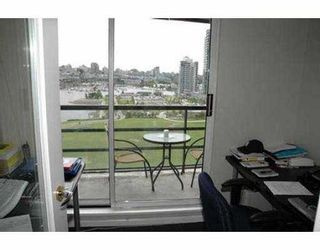 "Photo 7: 11C 199 DRAKE ST in Vancouver: False Creek North Condo for sale in ""CONCORDIA 1"" (Vancouver West)  : MLS®# V542014"