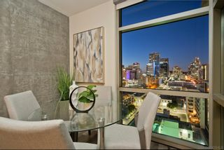 Photo 6: DOWNTOWN Condo for sale : 1 bedrooms : 800 The Mark Ln #1602 in San Diego