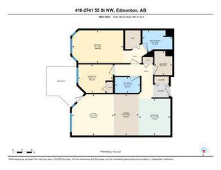 Photo 50: 410 2741 55 Street in Edmonton: Zone 29 Condo for sale : MLS®# E4229961