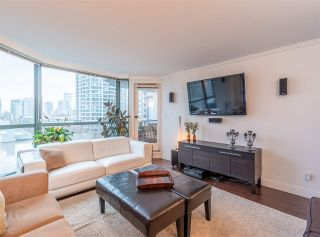 """Photo 2: 501 888 HAMILTON Street in Vancouver: Downtown VW Condo for sale in """"ROSEDALE GARDEN"""" (Vancouver West)  : MLS®# R2518975"""