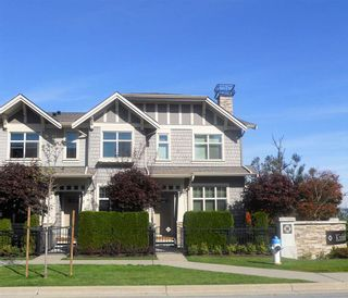 "Photo 1: 69 31125 WESTRIDGE Place in Abbotsford: Abbotsford West Townhouse for sale in ""Westerleigh"" : MLS®# R2310852"