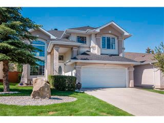 Photo 1: 1546 EVERGREEN Drive SW in Calgary: Evergreen House for sale : MLS®# C4016327