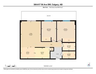Photo 26: 308 617 56 Avenue SW in Calgary: Windsor Park Apartment for sale : MLS®# A1134178