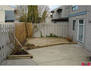 """Photo 2: 190 32550 MACLURE Road in Abbotsford: Abbotsford West Townhouse for sale in """"CLEARBROOK VILLAGE"""" : MLS®# F2805989"""