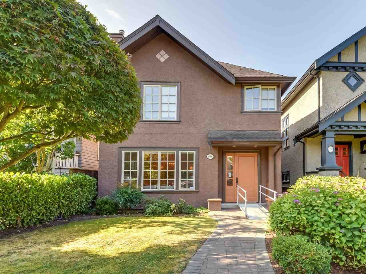 Photo 1: Photos: 694 W 19TH AVENUE in Vancouver: Cambie House for sale (Vancouver West)  : MLS®# R2186365