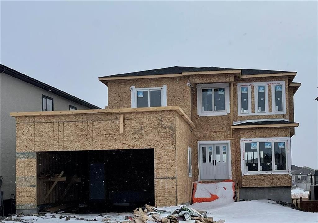 Main Photo: 91 Brooksmere Trail in Winnipeg: Waterford Green Residential for sale (4L)  : MLS®# 202103828
