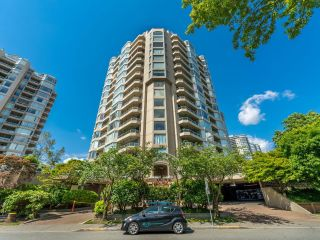 """Photo 1: 604 1045 QUAYSIDE Drive in New Westminster: Quay Condo for sale in """"Quayside Tower 1"""" : MLS®# R2582288"""