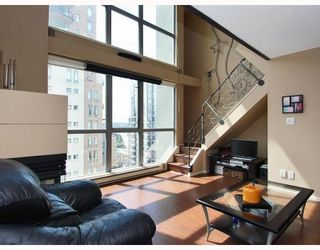 Photo 2: # 1401 1238 RICHARDS ST in Vancouver: Condo for sale : MLS®# V765439