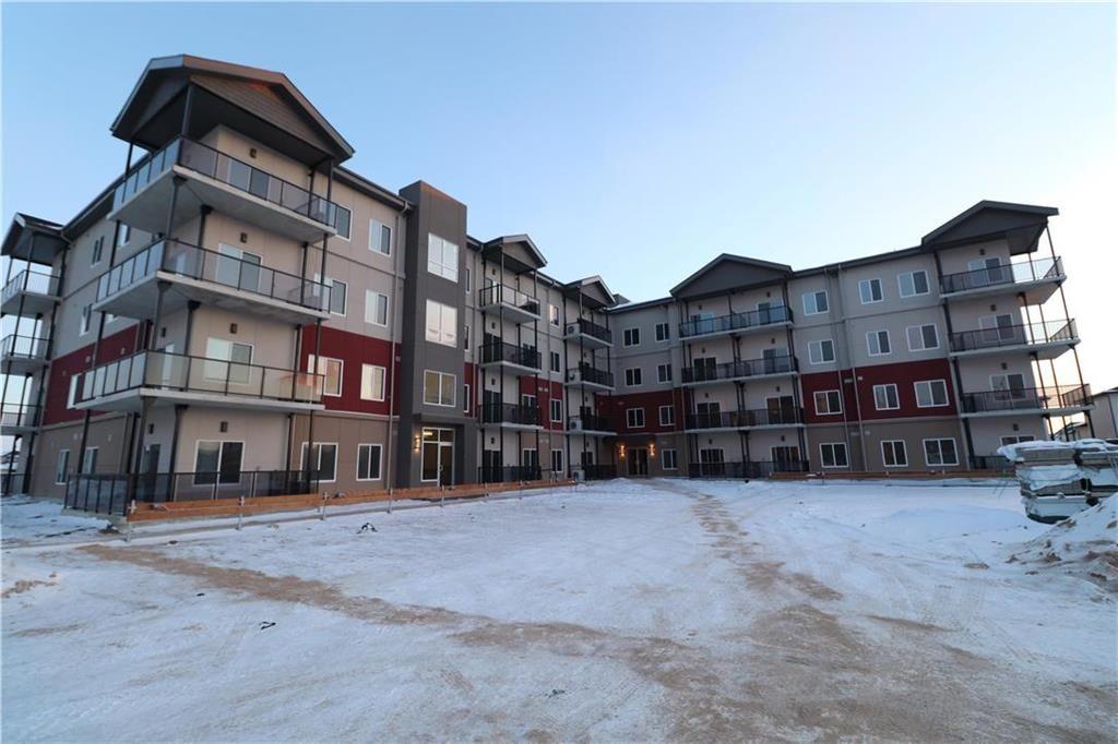 Main Photo: 104 50 Philip Lee Drive in Winnipeg: Crocus Meadows Condominium for sale (3K)  : MLS®# 202102516