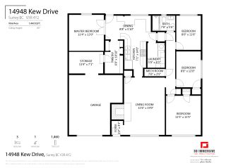 Photo 12: 14948 KEW Drive in Surrey: Bolivar Heights House for sale (North Surrey)  : MLS®# R2465367