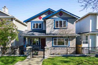Photo 1: 779 DURWARD Avenue in Vancouver: Fraser VE House for sale (Vancouver East)  : MLS®# R2550982