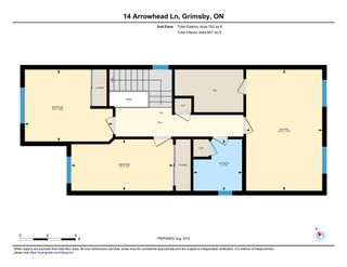 Photo 52: 14 Arrowhead Lane in Grimsby: House for sale : MLS®# H4061670