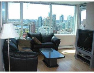 """Photo 6: 2708 1008 CAMBIE ST in Vancouver: Downtown VW Condo for sale in """"WATERWORKS"""" (Vancouver West)  : MLS®# V547059"""