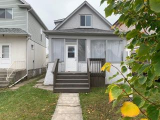 Photo 1: 288 Cathedral Avenue in Winnipeg: North End Residential for sale (4C)  : MLS®# 202124349