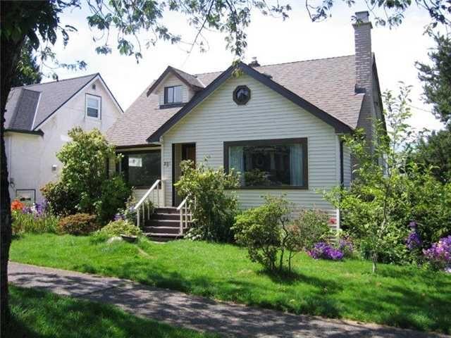 Main Photo: 201 OSBORNE Avenue in New Westminster: GlenBrooke North House for sale : MLS®# V839024