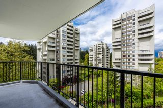Photo 13: 708 4165 MAYWOOD Street in Burnaby: Metrotown Condo for sale (Burnaby South)  : MLS®# R2601570