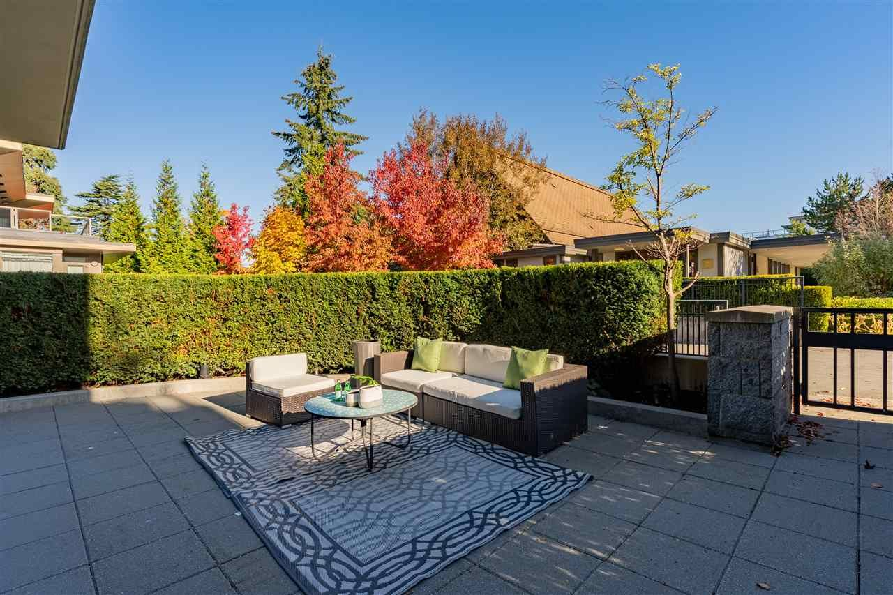 Main Photo: 5 6063 IONA DRIVE in Vancouver: University VW Townhouse for sale (Vancouver West)  : MLS®# R2552051