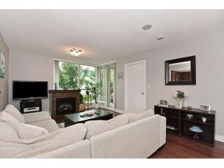 """Photo 2: 202 125 MILROSS Avenue in Vancouver: Mount Pleasant VE Condo for sale in """"CREEKSIDE"""" (Vancouver East)  : MLS®# V1142300"""